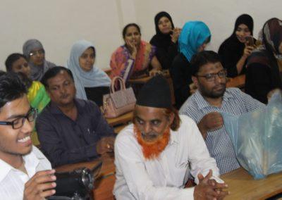 FDP participants